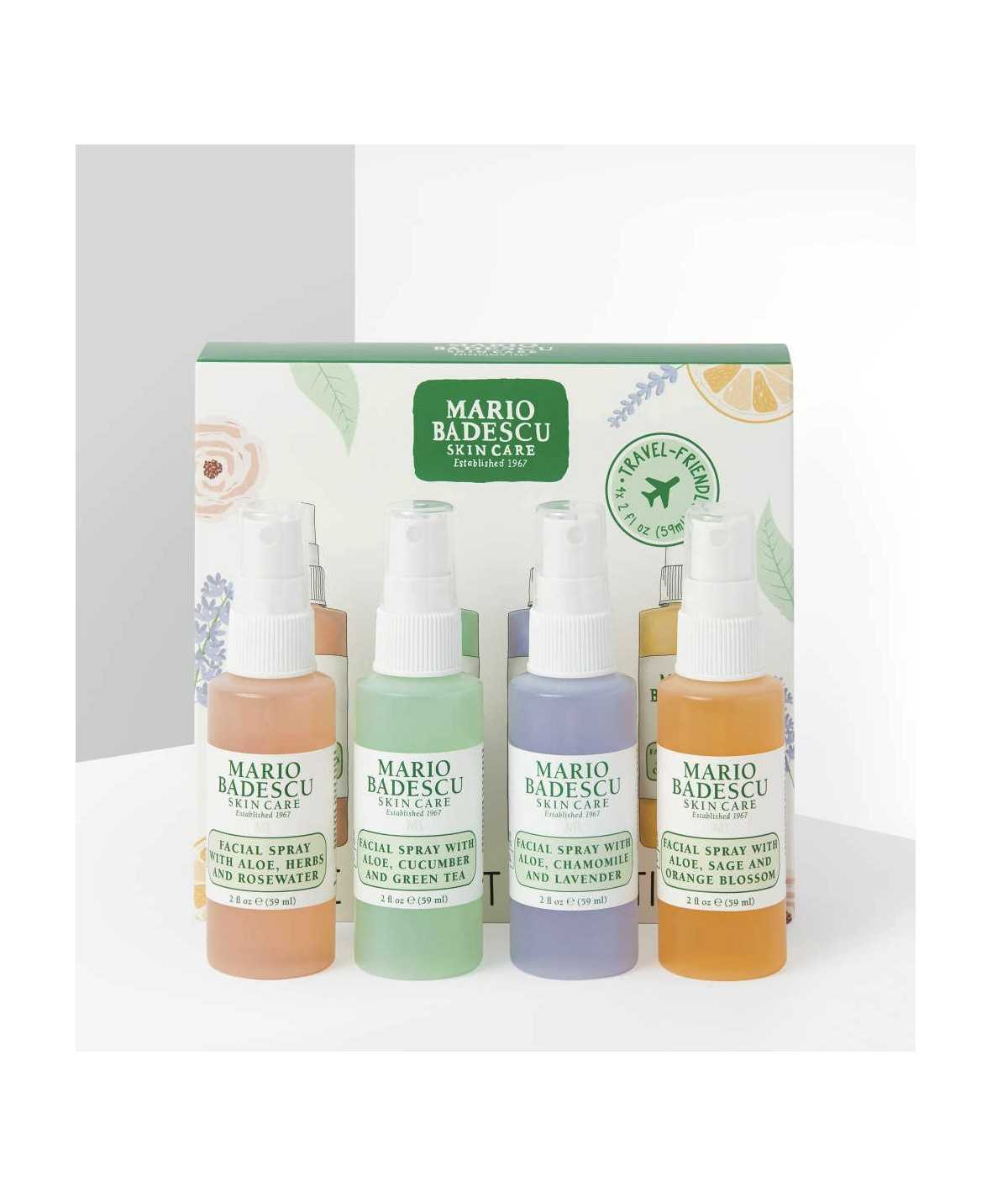 Mario Badescu The Mini Mist Collection