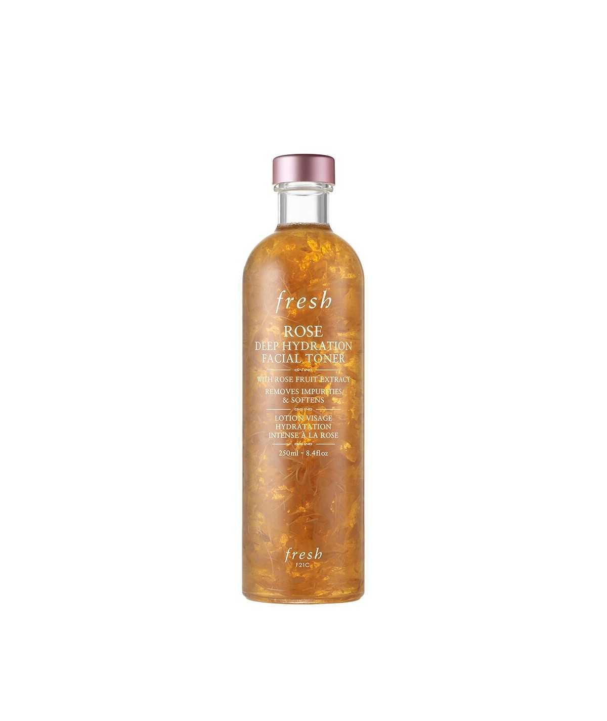 Fresh Rose & Hyaluronic Acid Deep Hydration Toner