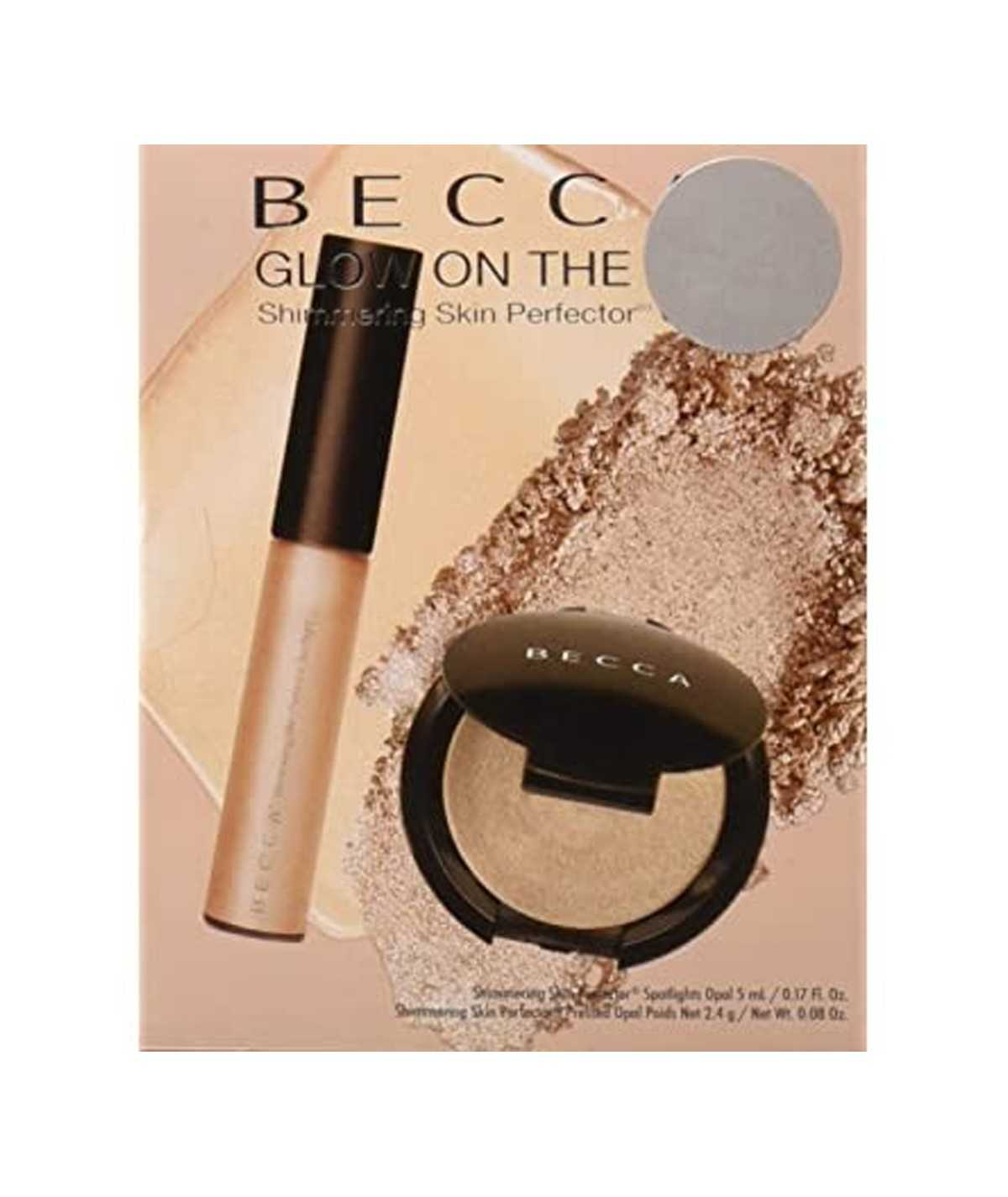 Becca Glow on the glow - Opal