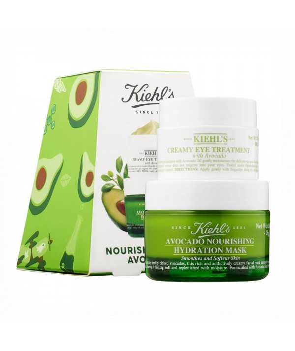 KIEHL'S SINCE 1851 Nourished By Nature Avocado Duo