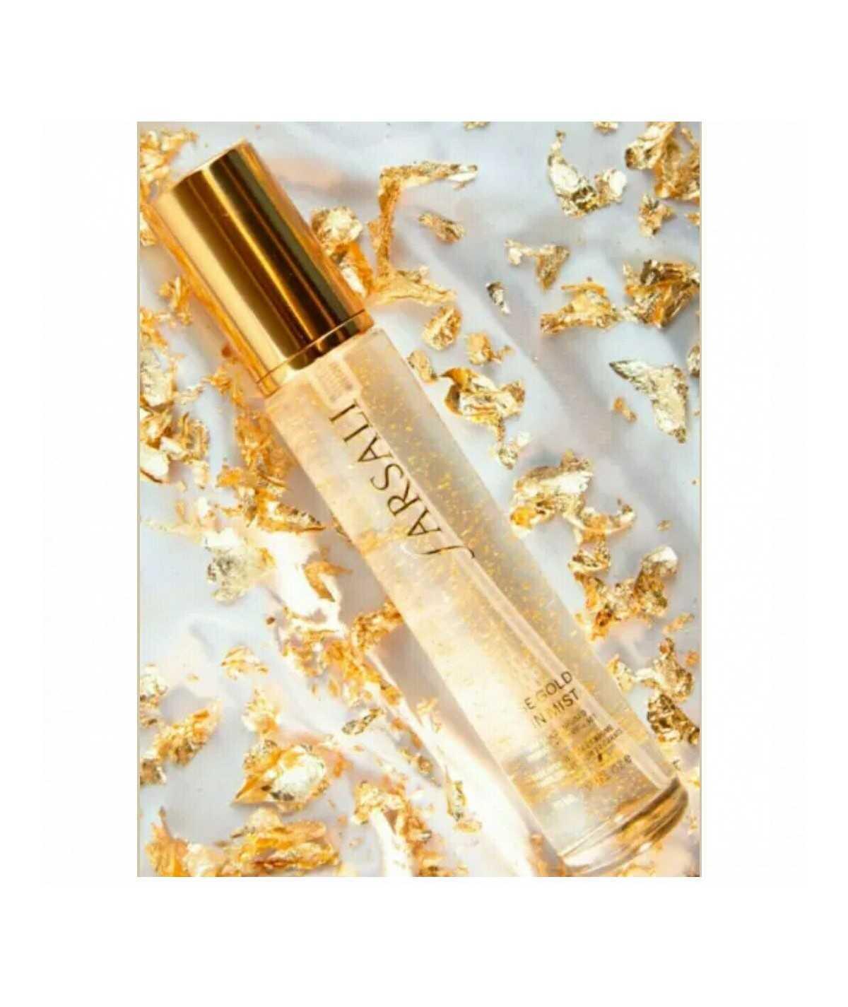 FARSÁLI Rose Gold 24K Skin Mist
