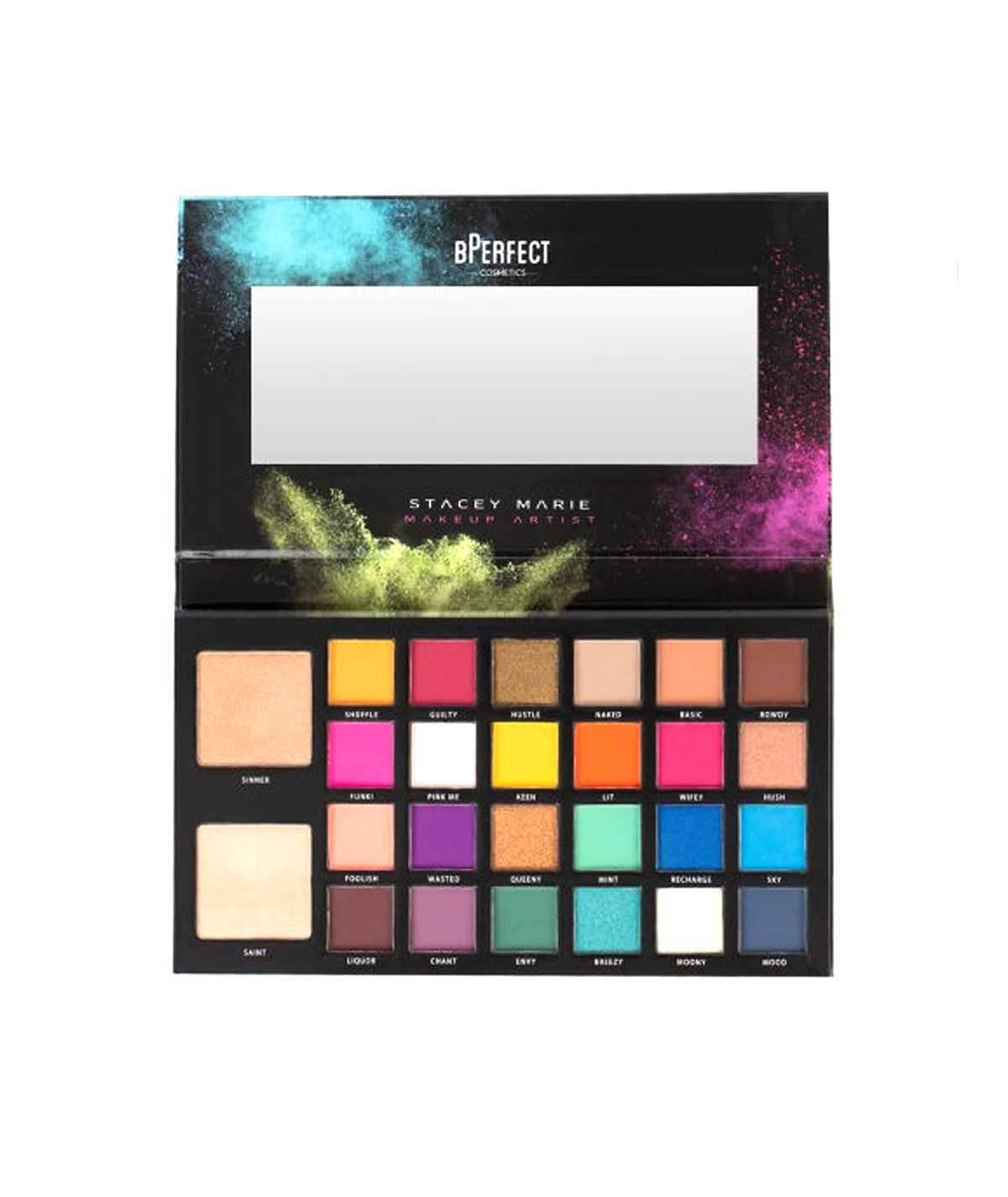 Bperfect cosmetics Carnival Palette
