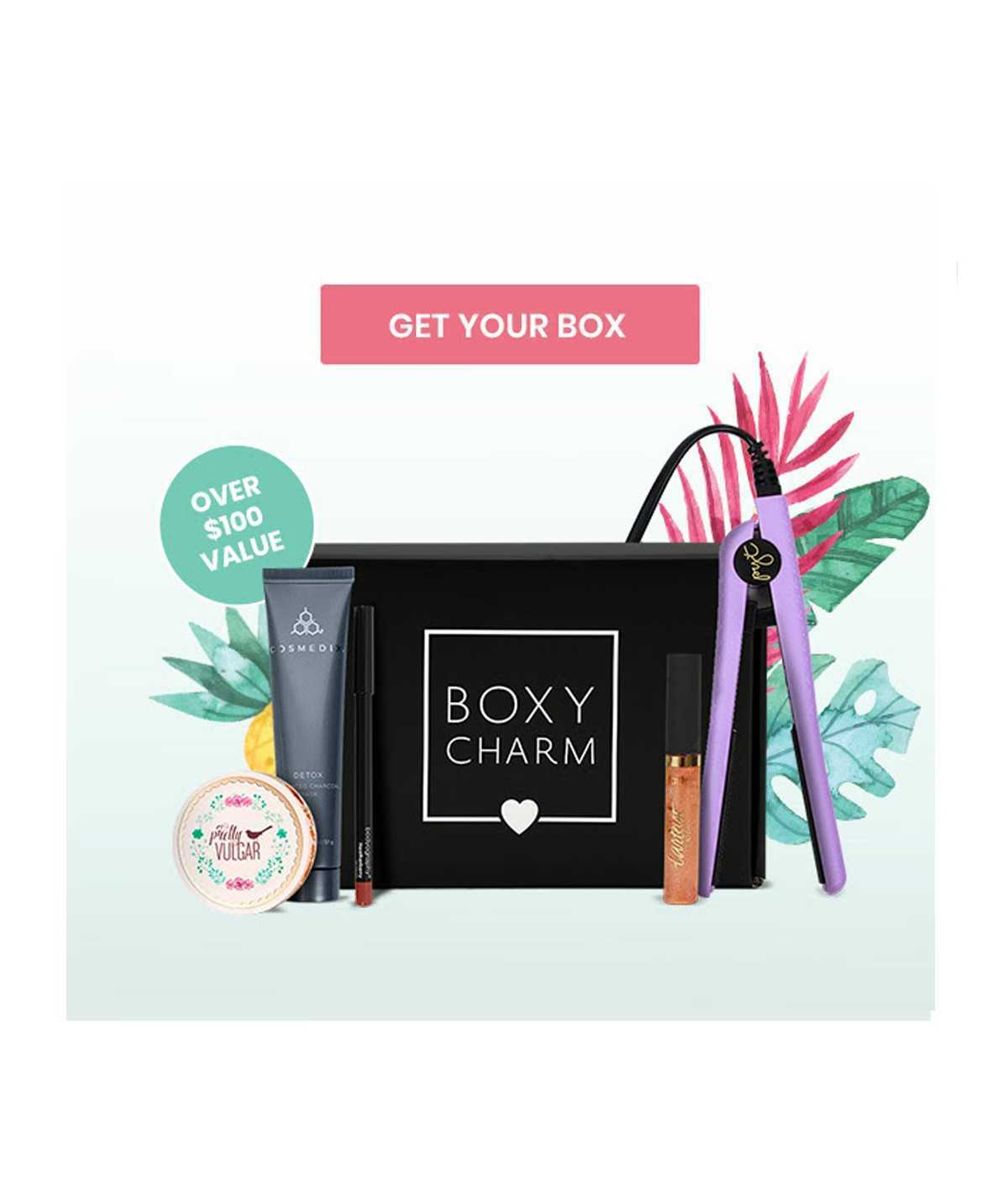 Boxycharm December Box