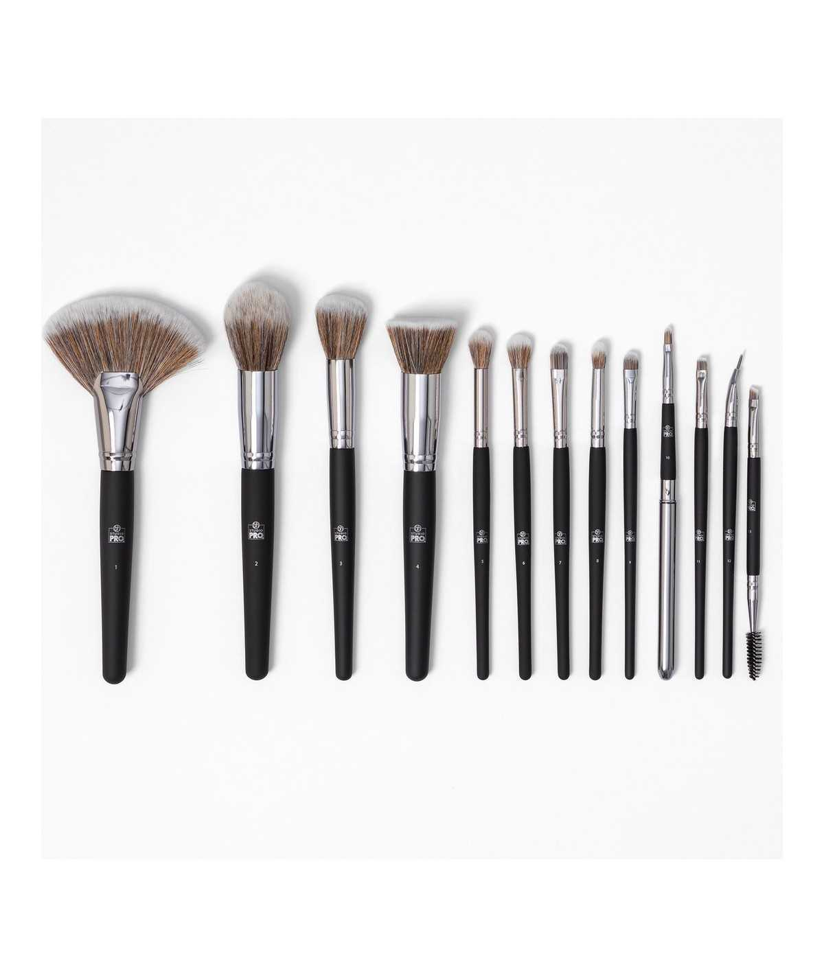 BH Cosmetics Studio Pro Brush Set