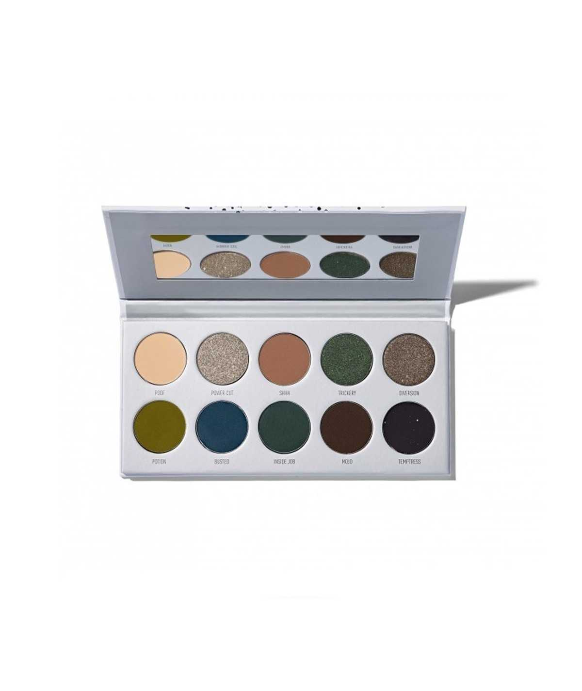 Morphe Jaclyn Hill The Vault Palette - Dark Magic