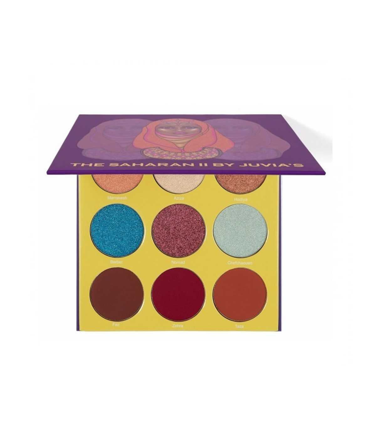 Juvias Place The Saharan 2 Palette