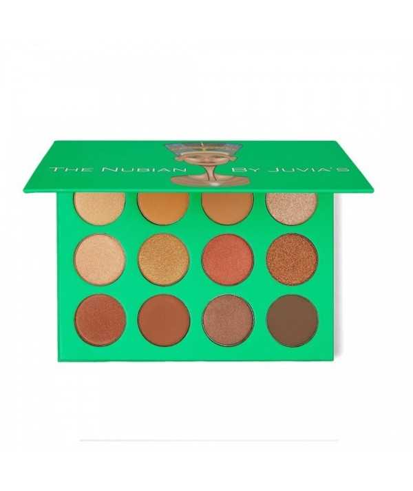 Juvias Place The Nubian Shadow Palette
