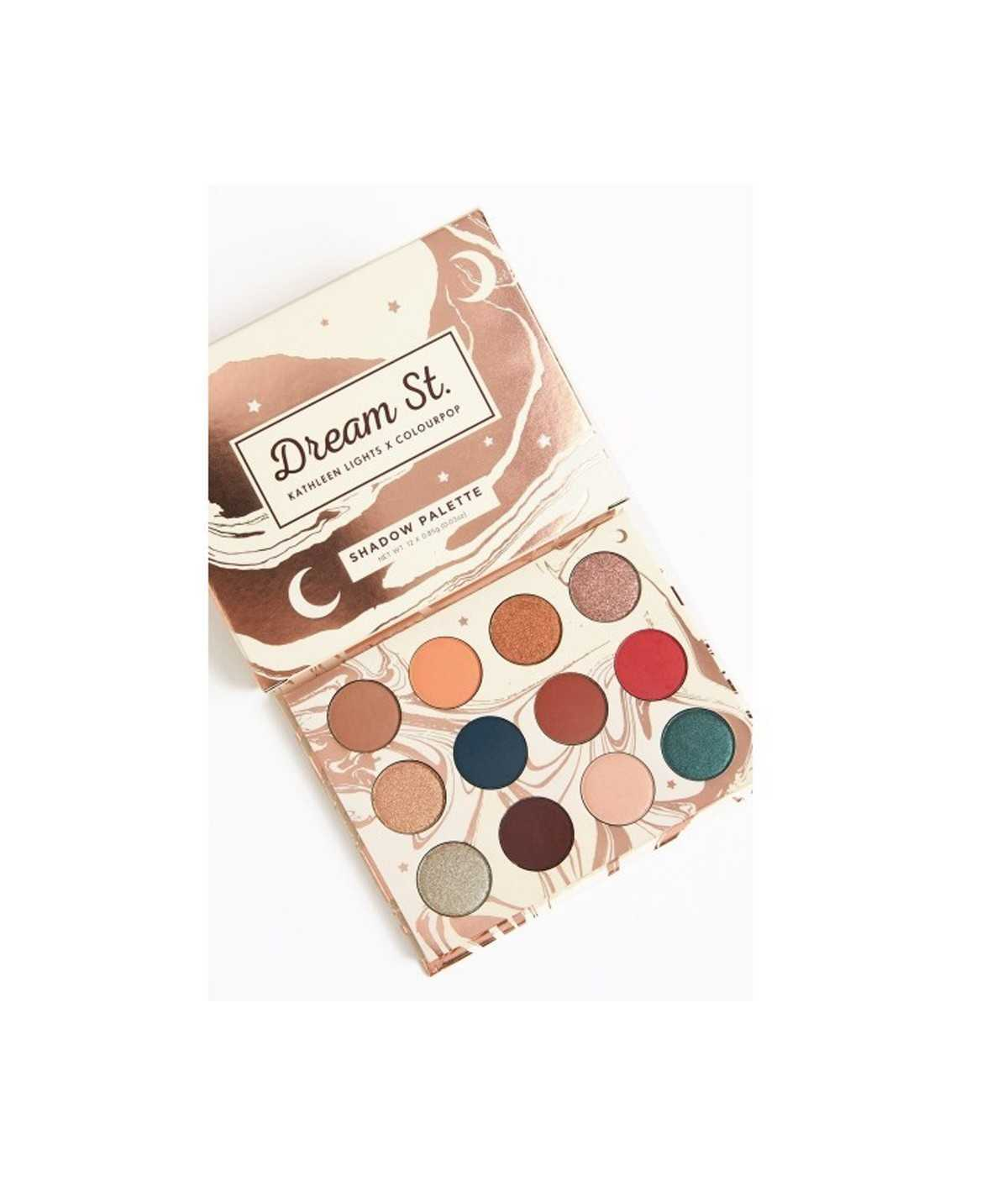 ColourPop Eyeshadow Palette - Dream St.