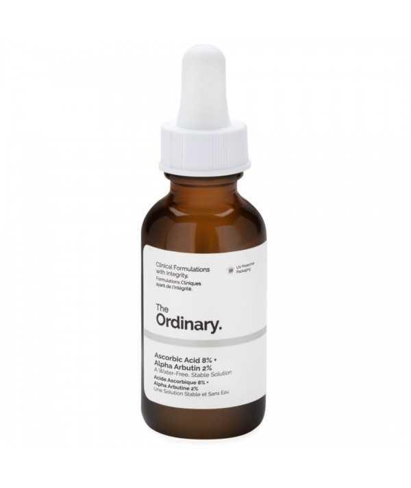 THE ORDINARY. Ascorbic Acid 8% + Alpha Arbutin 2%