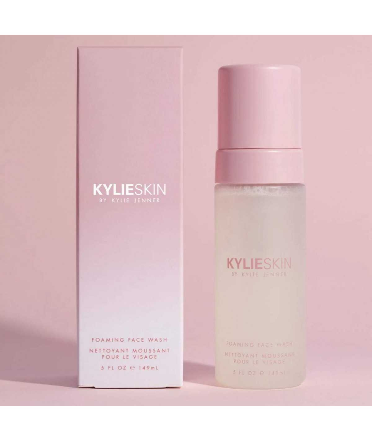Kylie Foaming Face Wash