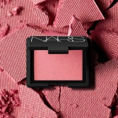 Nars cosmetics Blush - Orga*mTHE #1-SELLING BLUSH IN THE U.S.Buildable. Blendable. Indispensible. Uncover the best in glow. Our cult-favorite, bestselling NARS Blush delivers a weightless, natural-looking rush of cheek color in matte, satin, and shimmering finishes. Superfine micronized powder pigments ensure an irresistibly soft, blendable application. Buildable shades from sheer to bold deliver a natural wash of color to every skin tone—a light swipe of even the highest-intensity hues deliver a natural-looking flush. Superfine and silky powder. Irresistible and inimitable. Blush is the new bold.Now available with us at www.beautyholicuae.com