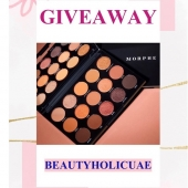 Thank you for all your support!!! Here I am with a new giveaway!!!!!!!  One of you will get a chance to win the MORPHE 15D palette   Rules are super simple -   1) Follow @beautyholicuae   2) Tag 3 friends below and ask them to follow too( no celebs or sellers account)  3) Sign up on our website www.beautyholicuae.com  Bonus entry: 𝘓𝘦𝘢𝘷𝘦 𝘴𝘰𝘮𝘦 💖💖 𝘰𝘯  𝘳𝘦𝘤𝘦𝘯𝘵 𝘱𝘰𝘴𝘵𝘴 & 𝘦𝘯𝘨𝘢𝘨𝘦. 𝘚𝘩𝘢𝘳𝘦 𝘵𝘩𝘪𝘴 𝘰𝘯 𝘺𝘰𝘶𝘳 𝘴𝘵𝘰𝘳𝘺 💖  🖤Giveaway ends on 5th December 2020 🖤UAE ONLY GIVEAWAY 🖤 Winner chosen via randomizer (but I will check based on effort and rules , because I notice everything 🥰 THE ONE WHO GETS MORE ME MORE FOLLOWERS WILL BE ON PRIORITY) . . That's all ! GOOD LUCK 🥀 . . .